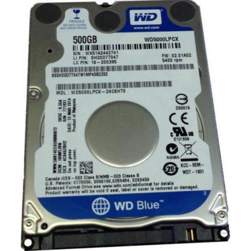 Western Digital 16MB WD5000LPCX