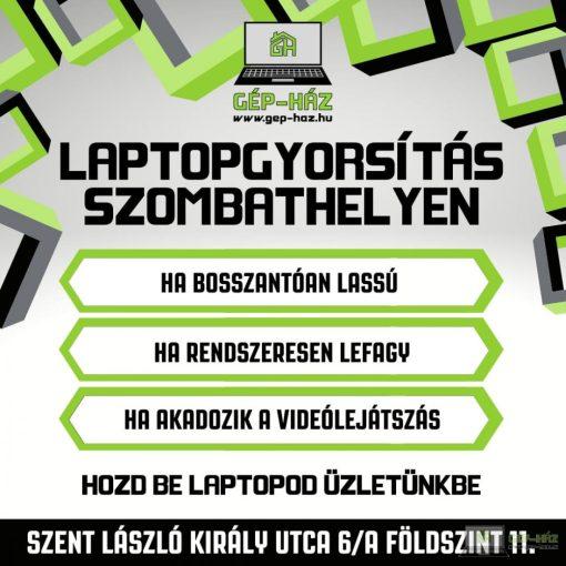 Laptopgyorsítás