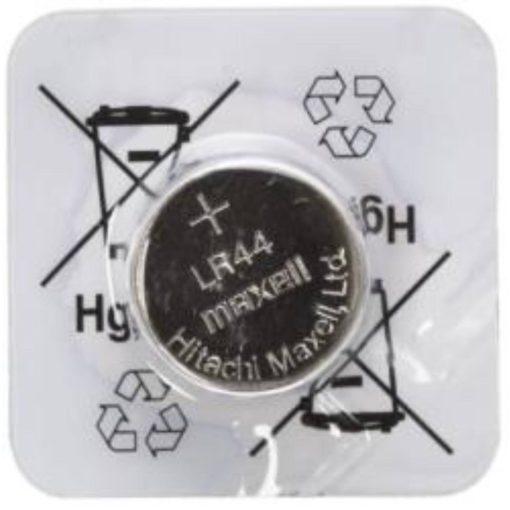 Maxell LR44 alkáli elem