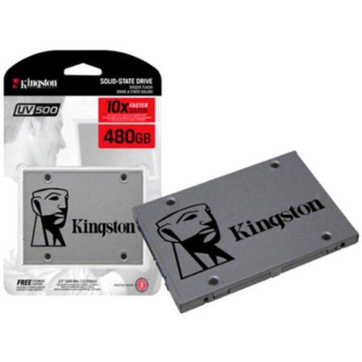 """2,5"""" SSD 480GB Kingston SATA3 SA400S37/480G"""